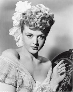 """Angela Lansbury  """"Blue Hawaii"""" (1961), """"The Manchurian Candidate"""", """"All Fall Down"""" (1962),  """"The World of Henry Orient"""" (1964)"""