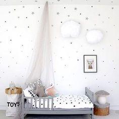 Grey in Kids Room