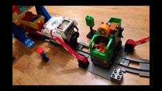 Robotický vlak LEGO Duplo