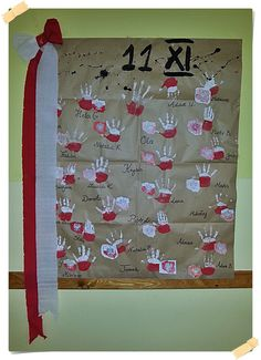 23 Clever DIY Christmas Decoration Ideas By Crafty Panda Montessori Activities, Toddler Activities, Polish Independence Day, Christmas Decorations To Make, Christmas Crafts, Diy Crafts For Kids, Arts And Crafts, Origami, Class Decoration