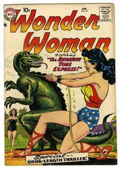 H.G. Peter | Wonder Woman #97 | Silver Age | DC | 1958