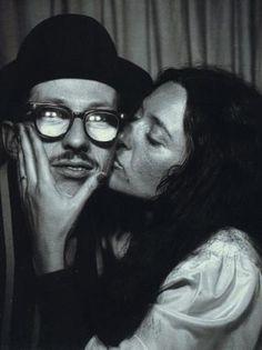 Robert Crumb and Aline Kominsky Crumb