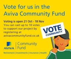 Please could all our lovely supporters please take a minute to vote for us through Aviva Community Fund. Everyone has 10 votes to use and we need as many as possible to get through to the final stage of voting.  We really would appreciate as many of you as possible to vote so that we stand a chance of being awarded some funding towards the field shelter. The best thing if costs you nothing other than a couple minutes of your time. Thank you in advance.  #please #pleaseshare #aviva…