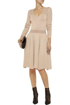 5e437574da7f Acacia stretch-knit dress by Temperley London Discount Designer Clothes
