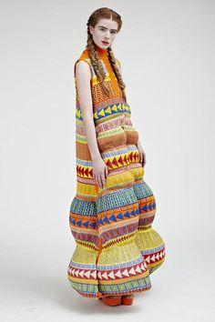 Странная коллекция одежды от Кэти Уитэм