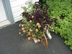 Wagon garden#Pin By:Pinterest++ for iPad#