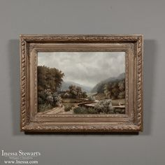 Art | Antique Paintings | Framed Oil Painting on Canvas | www.inessa.com
