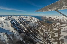 Akureyri Airvan Flight: Highlands and Glaciers See stunning mountains and glaciers from above in this 35 to 45 minute thrilling flight from Akureyri! From your own personal window seat aboard a GippsAero GA8 Airvan view the mystical troll mountains, picturesque fishing villages and fjords. Interact with your professional pilot via two-way radio on this small group tour.With flexible departure times and short notice bookings this tour will give you a great glimpse of the amazi...