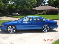 Image detail for -1996 Chevrolet impala ss $16,000 - 100055560 | Custom Show Car ...