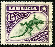 Big Blue 1840-1940: Liberia 1860-1914