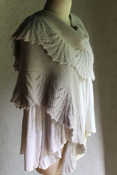 Sunday Knits - designs for neck and shoulders