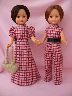 Nancy Doll, Spanish Girls, Doll Clothes, To My Daughter, Barbie, Flower Girl Dresses, Summer Dresses, Dolls, Classic