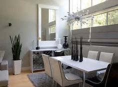 Image result for PRACTICAL INTERIORS WHITE AND GREY DINING