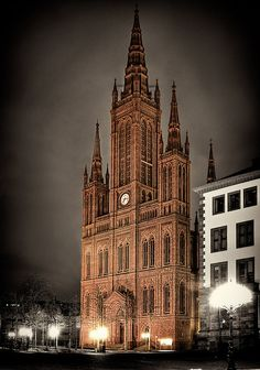 wiesbaden, germany. My cousin was stationed there in the Army. I'd love to go!