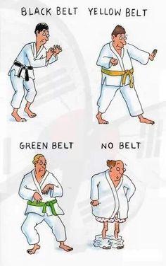 fc28c2748 Funny Martial Arts Humor, Aikido, Taekwondo, Judo, Karate, Ninja, Jokes