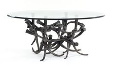 Tangle table by Charleston Forge