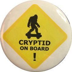 #Cryptid on board!   www.cryptidcalamities.com