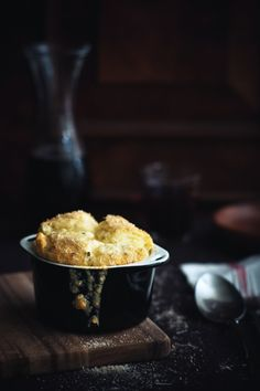 Cheese Soufflé 590x886 Learning Your Camera and How to Shoot Moody Images with Peter Georgakopoulos | Summer Food Photography Series Part Th...