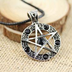 Star Necklace - Supernatural - Watch bzoD05Q