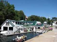 Beaumaris Marina, Lake Muskoka