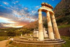 The powerful Oracle at Delphi, seated in the middle of a beautiful temple constructed around 2,800 years ago, was the absolute destination for several ...