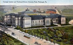 Carnegie Institute and Technical School, Pittsburgh (via) On This Day in Pittsburgh History: April 20, 1912 The Carnegie Technical Schools were renamed Carnegie Institute of Technology.[Historic Pittsburgh]