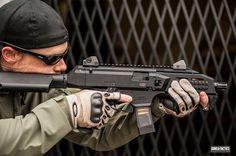 CZ takes aim at the MP5 market | GUNSANDTACTICS.COM