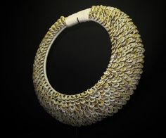 Shell Necklace. New Guinea Nassa Shells On A by BorneoHunters