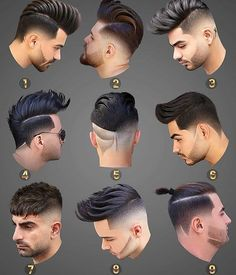 Cool Hairstyles For Men, Trending Hairstyles, Boy Hairstyles, Haircuts For Men, Hair And Beard Styles, Short Hair Styles, Cut Hair At Home, Gents Hair Style, Hair Cutting Techniques