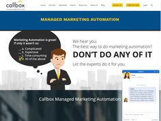 Reach and convert leads without hassle with Callbox managed marketing automation tool. Start your campaign today! Call +1 8888107464