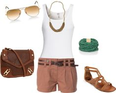 """""""Casual Day"""" by dyanna85 on Polyvore"""