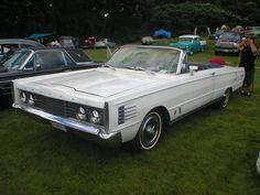 1000+ images about 1965 Mercury Park Lane Marauder on ...