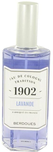 Berdoues 1902 Lavender Eau De Cologne Spray for Men (4.2 oz/124 ml)