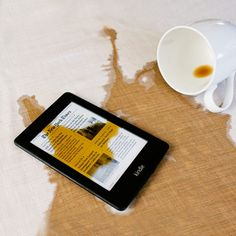Awesome reading experience! Impossible to come back! #kindle #paperwhite