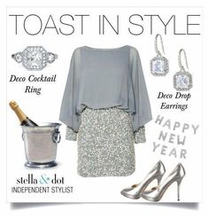 www.stelladot.com/karilinder Toast the New Year in with Stella & dot style