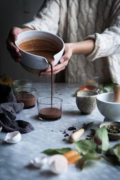 Chocolate Cardamom Creme Caramel from Kayley looks gorgeous! http://thekitchenmccabe.com/2016/11/07/chocolate-cardamom-creme-caramel/