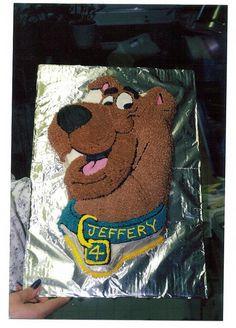 scooby doo cakes   Scooby Doo Birthday Cake   Flickr - Photo Sharing!