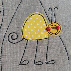 Obal A4 - na skripta, noty, sešit... / Zboží prodejce MossyArt   Fler.cz Raw Edge, Book Covers, Journals, Embellishments, Origami, Bb, Quilts, Embroidery, Stitch