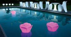 Lampes design flotantes!! pour une déco époustouflante autour ou dans votre piscine! MYYOUR