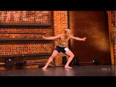 Daniel Baker (& More Headed 2 Vegas) - SYTYCD Season 9 (Dallas Auditions)