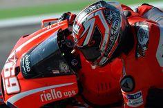 Nicky Hayden Team Ducati #69 Nicky Hayden, Motogp, Ducati, Motorbikes, Football Helmets, Kentucky, Motorcycle, Kid, Pilots