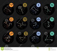 Constelaciones Del Zodiaco - Descarga De Over 30 Millones de fotos de alta calidad e imágenes Vectores% ee%. Inscríbete GRATIS hoy. Imagen: 9138813