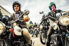 Gentleman's Ride London 2015 #OUT #moto #scrambler