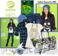 """""""NEO Contest: SELENA GOMEZ"""" by k-hearts-a ❤ liked on Polyvore"""
