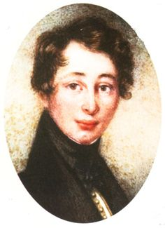 Charles Dickens at age 18