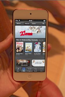 iPod touch review - iPad/iPhone - Macworld UK