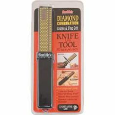 Top Brands #outdoor #camping #knives & Gear -Lowest Price ! http://xplore-outdoor.com/product/smiths-diamond-combination-knife-and-tool-sharpener/ Smith's Diamond Combination Knife and Tool Sharpener