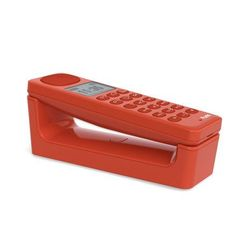 Red Cordless Telephone - The Quick Gift