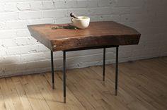 Custom Made Slab Side Tables