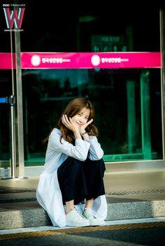 [ W- Two Worlds ] Lee Jong Suk- Han Hyo Joo